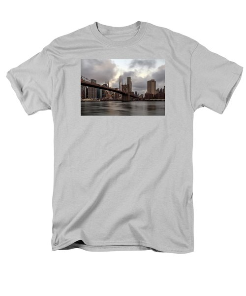 Nyc In The Am Men's T-Shirt  (Regular Fit) by Anthony Fields
