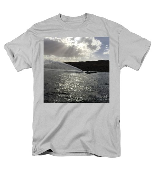 On The Lake Men's T-Shirt  (Regular Fit) by Renie Rutten