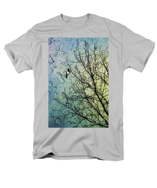 One For Sorrow Men's T-Shirt  (Regular Fit) by John Edwards