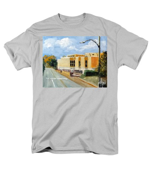 Onslow New Courthouse Men's T-Shirt  (Regular Fit) by Jim Phillips