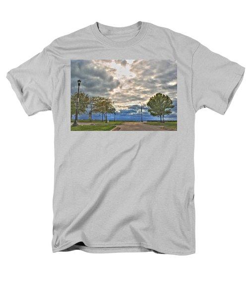 Men's T-Shirt  (Regular Fit) featuring the photograph Open Heavens  by Michael Frank Jr
