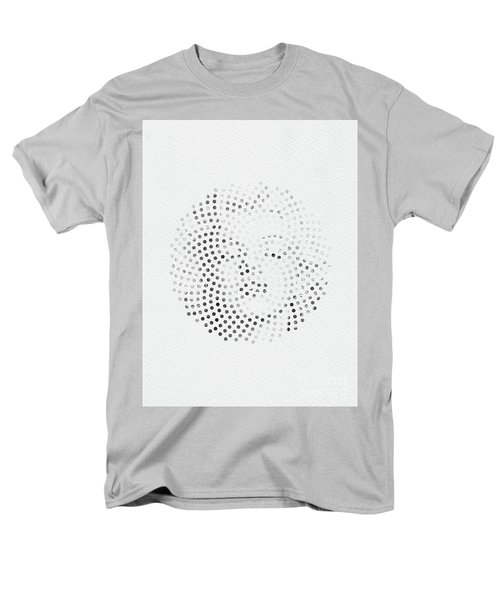 Optical Illusions - Iconical People 1 Men's T-Shirt  (Regular Fit) by Klara Acel