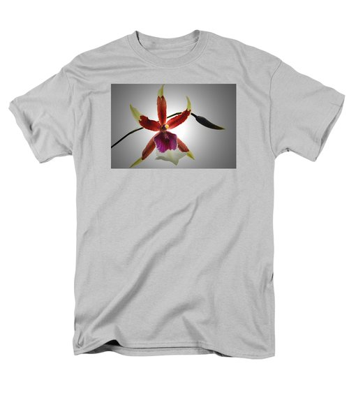 Orchid Cambria. Men's T-Shirt  (Regular Fit) by Terence Davis