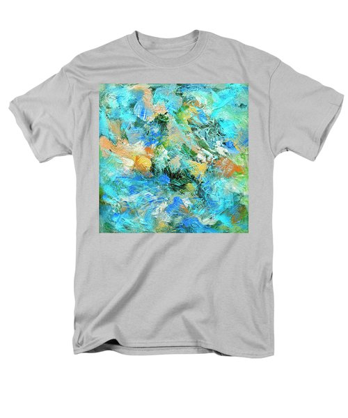 Men's T-Shirt  (Regular Fit) featuring the painting Orinoco by Dominic Piperata