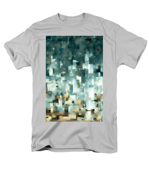 Our Inheritance In Christ. Ephesians 1 14 Men's T-Shirt  (Regular Fit) by Mark Lawrence