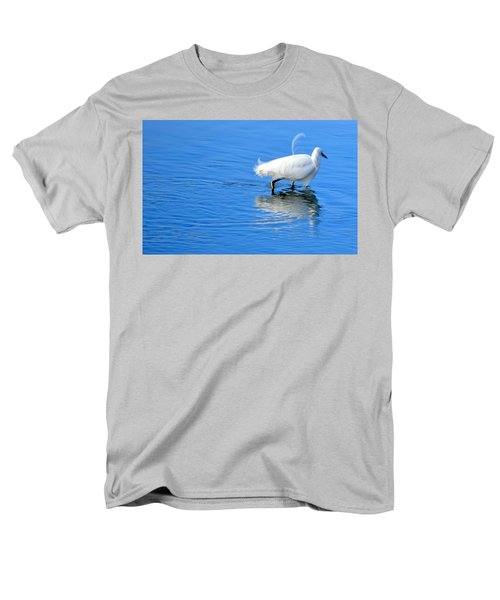 Men's T-Shirt  (Regular Fit) featuring the photograph Out Of Place by AJ Schibig