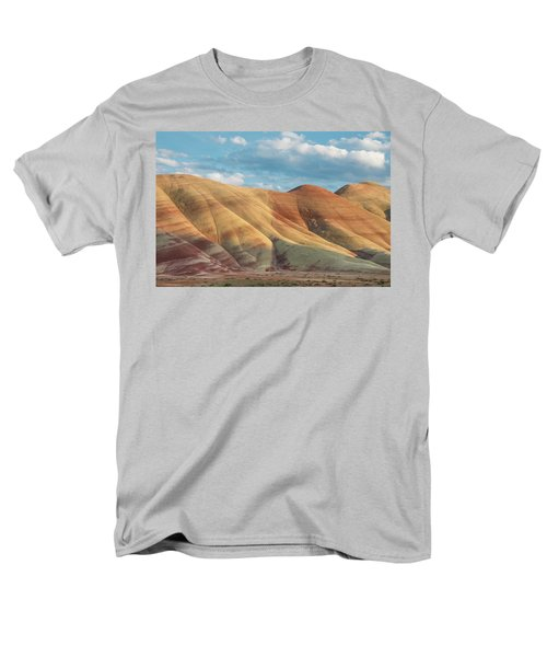 Men's T-Shirt  (Regular Fit) featuring the photograph Painted Ridge And Sky by Greg Nyquist