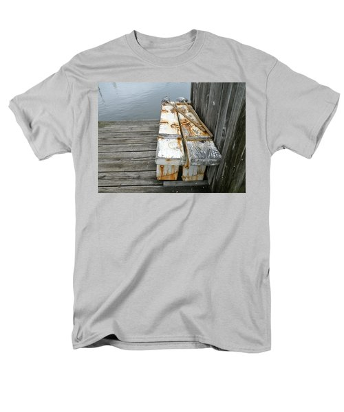 Men's T-Shirt  (Regular Fit) featuring the photograph Paired Up by Anna Ruzsan