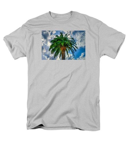 Palm Men's T-Shirt  (Regular Fit) by Derek Dean