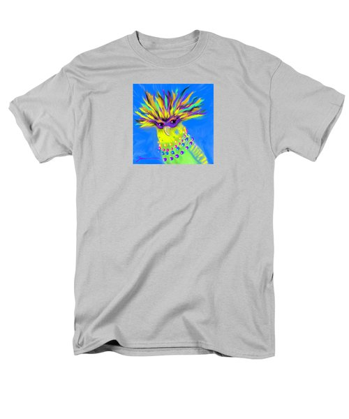 Men's T-Shirt  (Regular Fit) featuring the digital art Party Animal by Jean Pacheco Ravinski