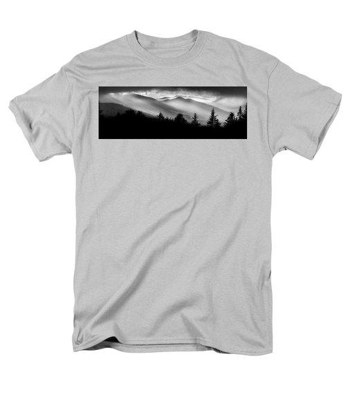 Men's T-Shirt  (Regular Fit) featuring the photograph Pemigewasset Wilderness by Bill Wakeley