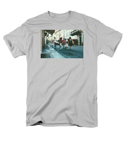 People Men's T-Shirt  (Regular Fit) by Cesare Bargiggia