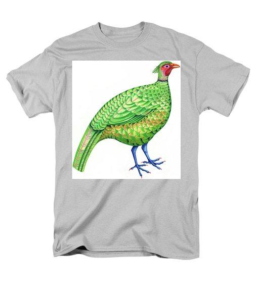 Pheasant Men's T-Shirt  (Regular Fit) by Jane Tattersfield