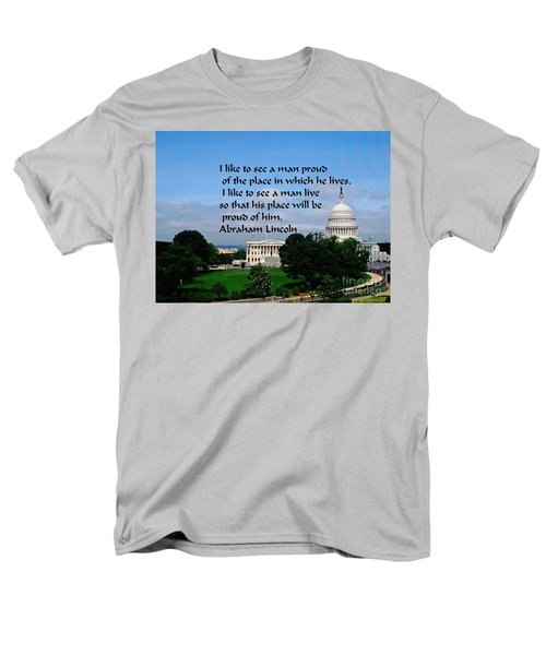 Men's T-Shirt  (Regular Fit) featuring the photograph Photography by Gary Wonning