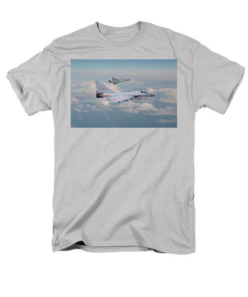 Men's T-Shirt  (Regular Fit) featuring the photograph Plaaf J10 - Vigorous Dragon by Pat Speirs