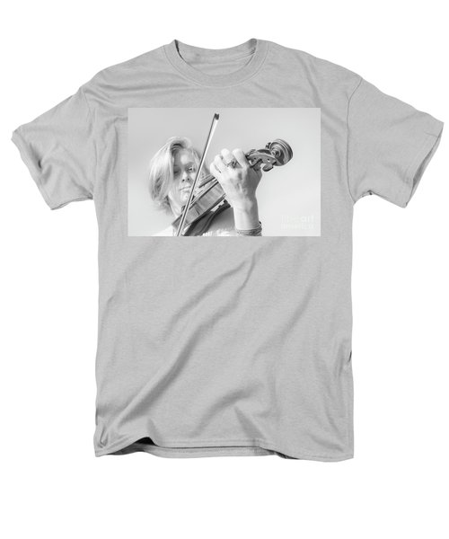 Playing Me Softly Men's T-Shirt  (Regular Fit) by Bob Christopher
