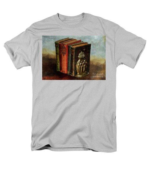 Men's T-Shirt  (Regular Fit) featuring the digital art Portable Magic by Lois Bryan
