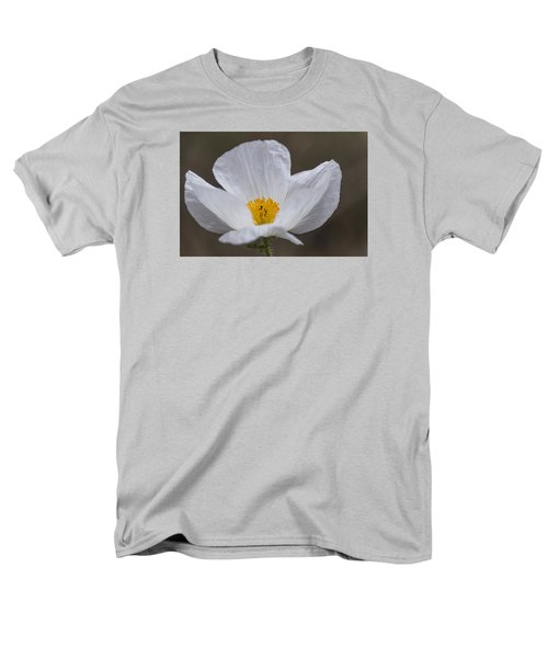 Prickly Poppy Men's T-Shirt  (Regular Fit) by Laura Pratt