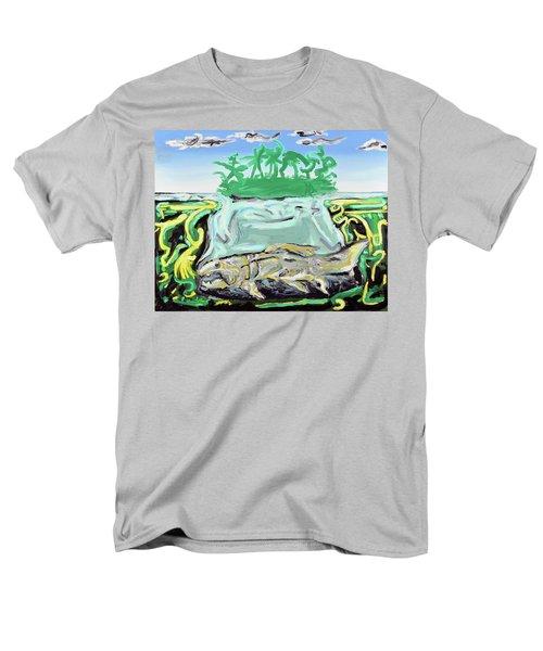 Purgatorium Praedator Men's T-Shirt  (Regular Fit) by Ryan Demaree