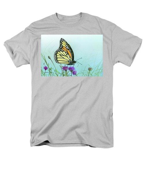 Purple Passion Men's T-Shirt  (Regular Fit)
