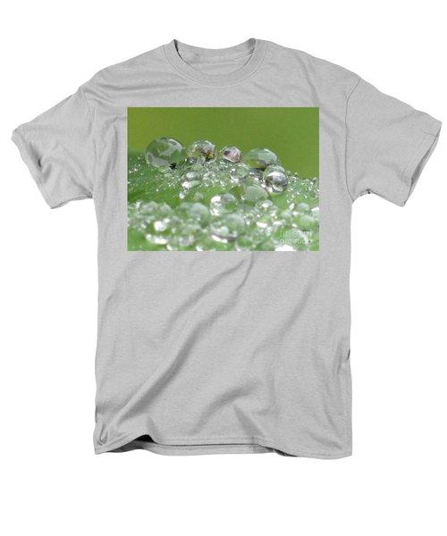 Morning Drops Men's T-Shirt  (Regular Fit) by Kim Tran