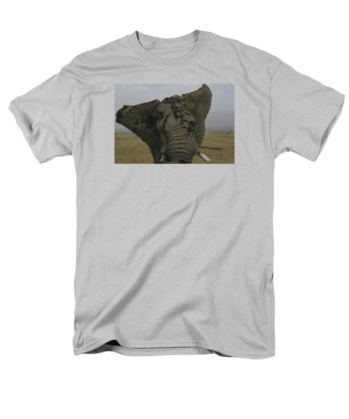 Men's T-Shirt  (Regular Fit) featuring the photograph Raging Bull by Gary Hall