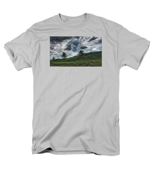 Rain Clouds Men's T-Shirt  (Regular Fit)