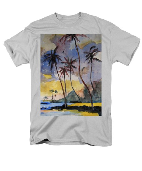 Rainbows Men's T-Shirt  (Regular Fit) by Ray Agius