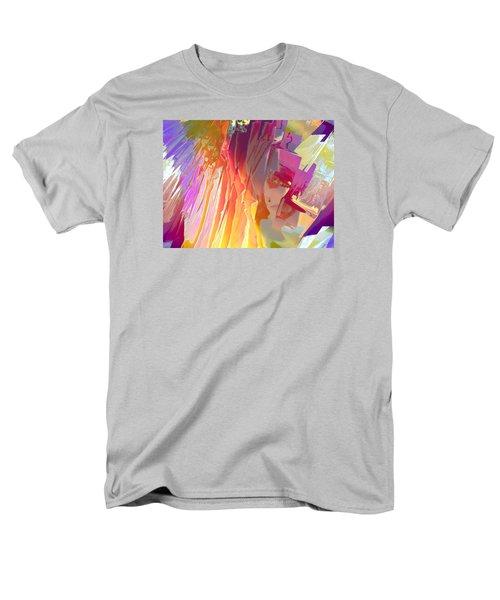Rainshower Men's T-Shirt  (Regular Fit) by Alika Kumar