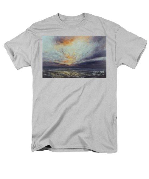 Reaching Higher Men's T-Shirt  (Regular Fit) by Valerie Travers