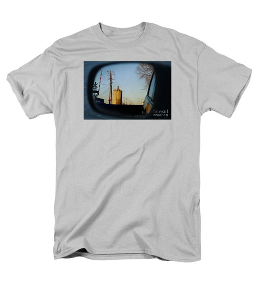 Rear View - The Places I Have Been Men's T-Shirt  (Regular Fit) by David Blank