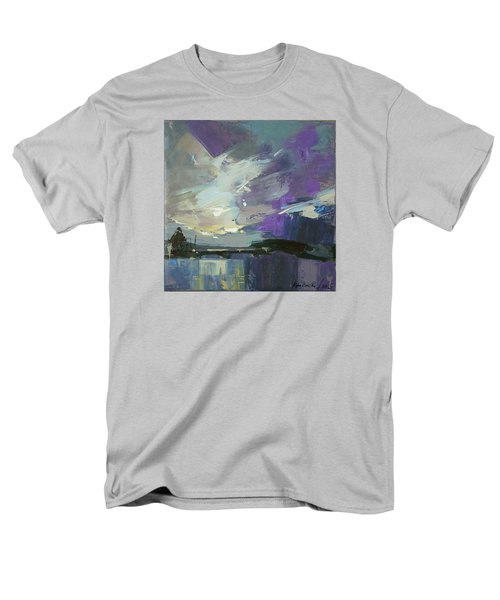 Men's T-Shirt  (Regular Fit) featuring the painting Recollection by Anastasija Kraineva