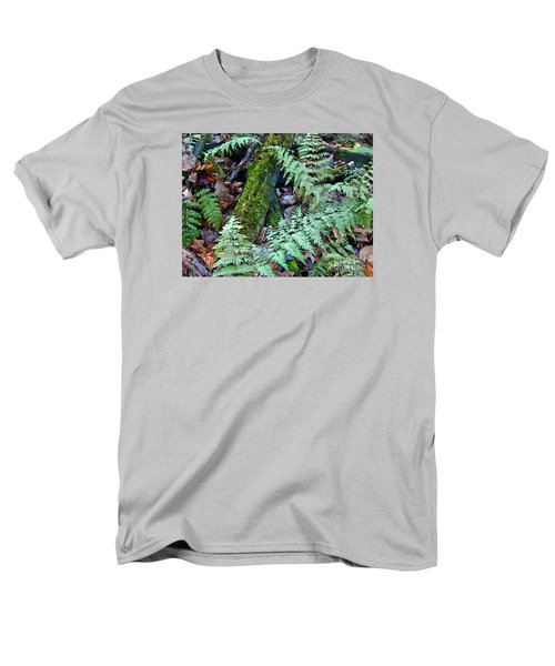 Men's T-Shirt  (Regular Fit) featuring the photograph Record Warmth by Betsy Zimmerli