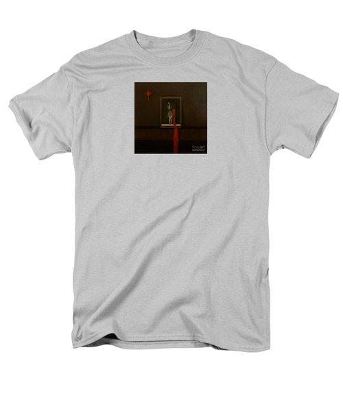 Red Echo Men's T-Shirt  (Regular Fit) by Fei A