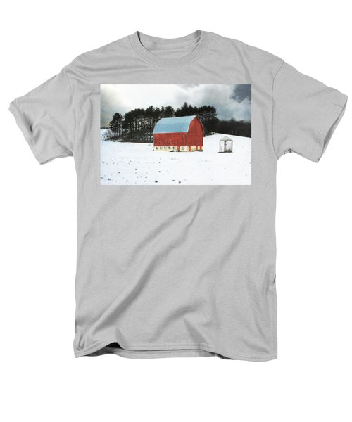 Men's T-Shirt  (Regular Fit) featuring the photograph Rembering The Good Old Days by Julie Hamilton