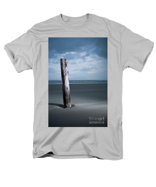 Remnant Of The Past On Outer Banks Men's T-Shirt  (Regular Fit) by Dan Carmichael
