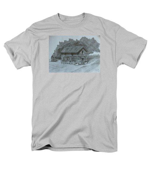 Rest In Pieces  Men's T-Shirt  (Regular Fit)