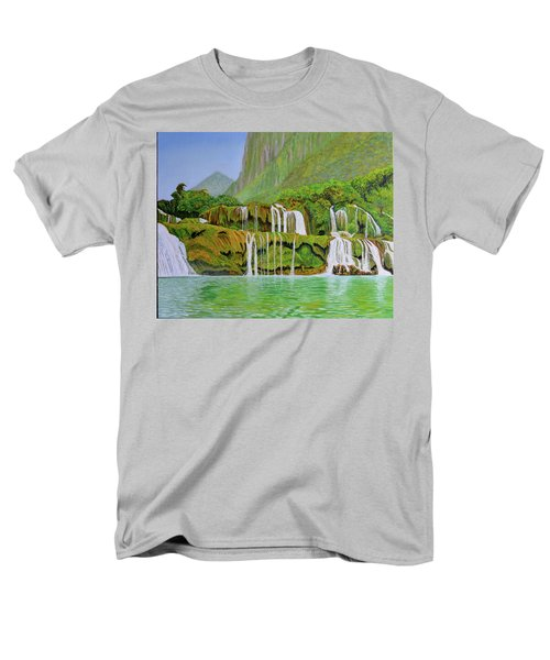 Returned To Paradise Men's T-Shirt  (Regular Fit) by Thu Nguyen