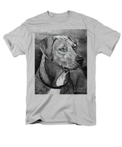 Rhodesian Ridgeback Men's T-Shirt  (Regular Fit) by Terri Mills