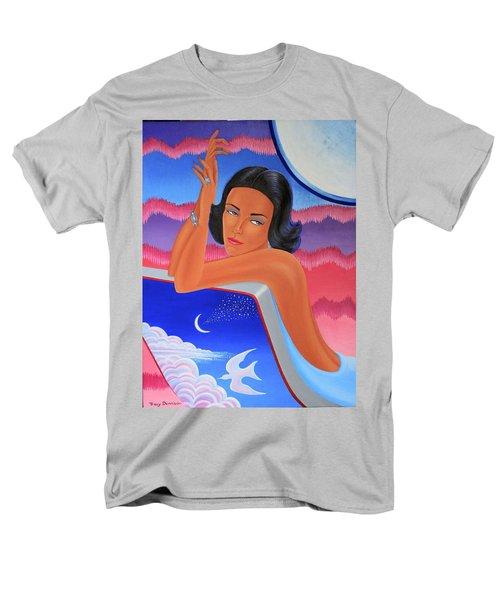Rhonda Men's T-Shirt  (Regular Fit) by Tracy Dennison