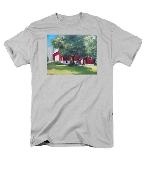 Rich's Barn Men's T-Shirt  (Regular Fit)