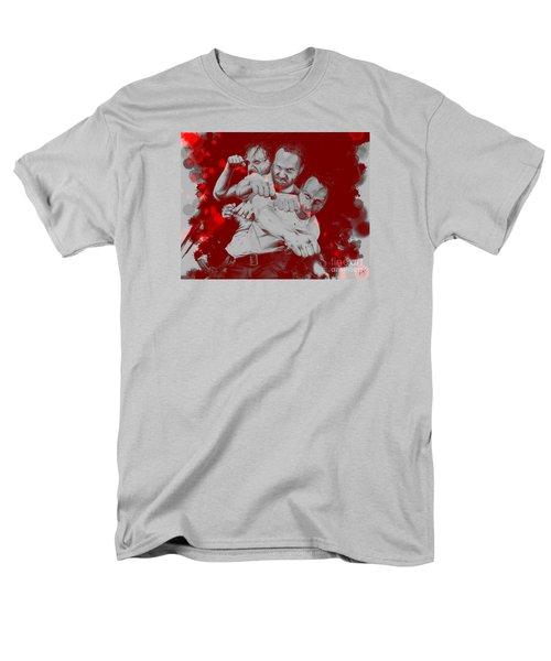 Rick Grimes Men's T-Shirt  (Regular Fit) by David Kraig