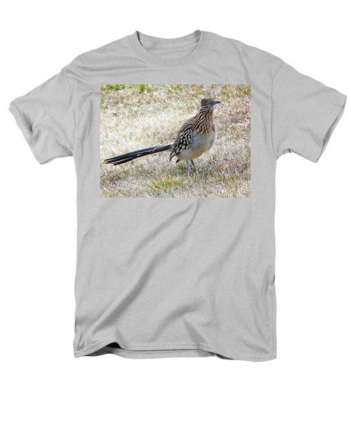 Men's T-Shirt  (Regular Fit) featuring the photograph Roadrunner New Mexico by Joseph Frank Baraba