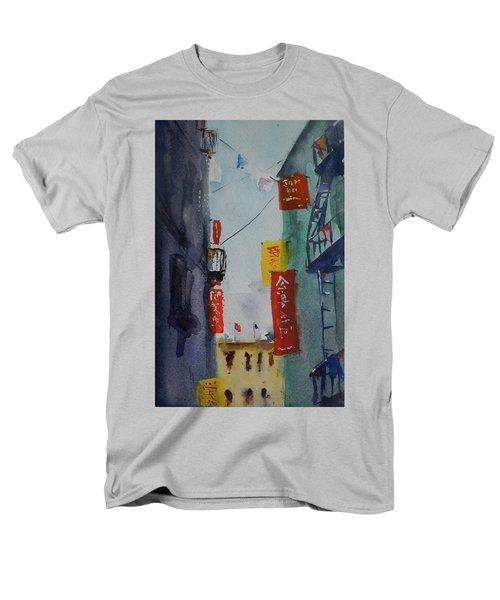Ross Alley6 Men's T-Shirt  (Regular Fit) by Tom Simmons