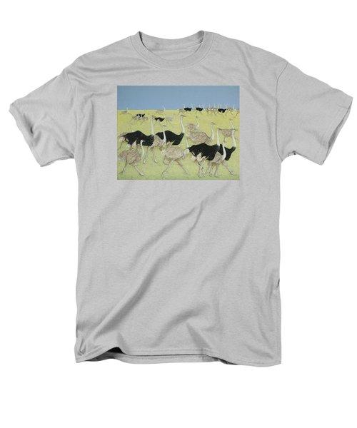 Rush Hour Men's T-Shirt  (Regular Fit) by Pat Scott