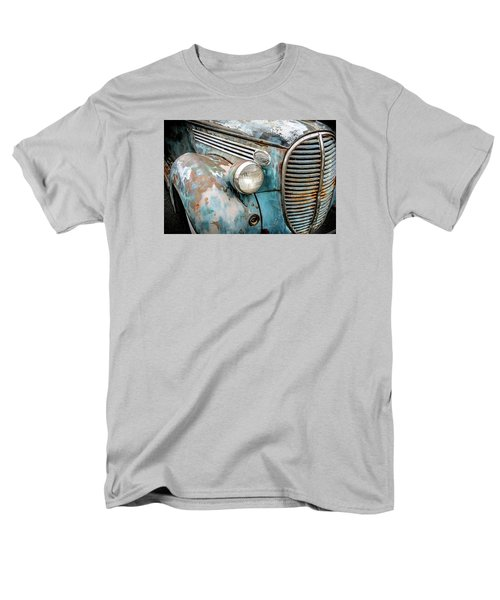 Rusty Blues Men's T-Shirt  (Regular Fit) by David Lawson
