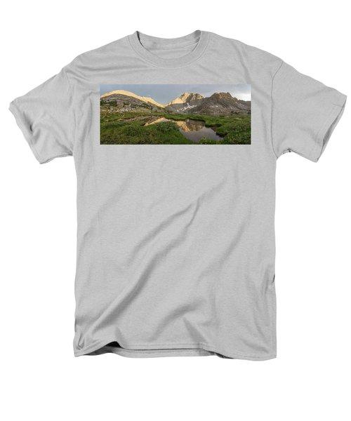 Men's T-Shirt  (Regular Fit) featuring the photograph Sacred Temple by Dustin LeFevre