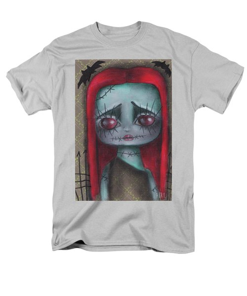 Sally Girl Men's T-Shirt  (Regular Fit) by Abril Andrade Griffith