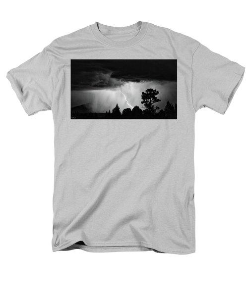 San Juan Strike Men's T-Shirt  (Regular Fit) by Kevin Munro