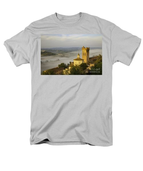 San Miniato Men's T-Shirt  (Regular Fit) by Brian Jannsen